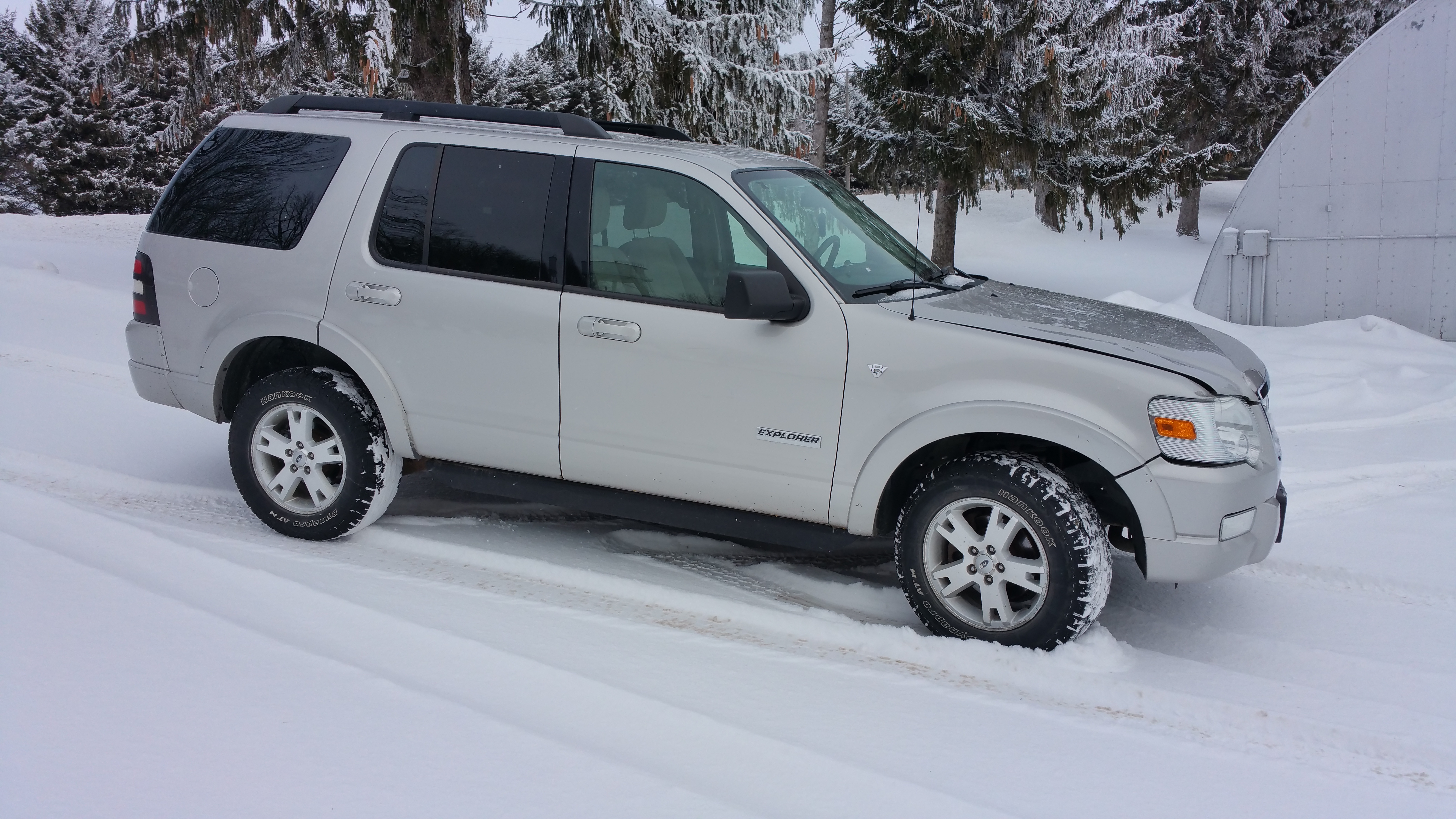 Ford Explorer Tax Deduction